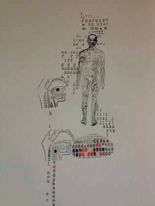 corps et lettres